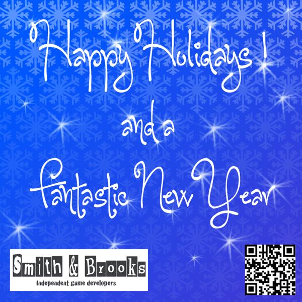 Happy Holidays 2013 from Jason :)