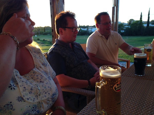 Beer with Friends
