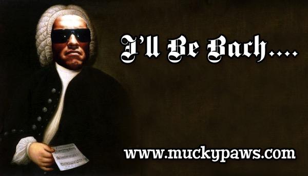 I'll Be Bach :)